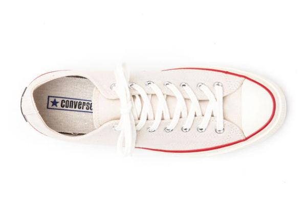DEN ENKLE: Converse All Star 70's fra Junkyard.no, 999 kr. Foto: Produsenten