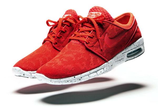 DEN SPREKE: Nike Stefan Janoski Max fra Nike.com, 600 kr. Foto: Produsenten