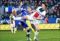 Zlatan ble historisk - og leverte herlig hæl-assist