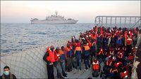 Kraftig økning i asylstrømmen til Norge