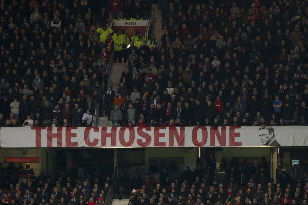 The Chosen One Banneret F R Henge P Old Trafford