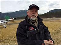 Flyulykken: - Kan ha blitt tatt av lumske vindkast