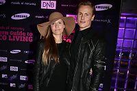 Lavrans Solli og Anja Johansen har blitt foreldre