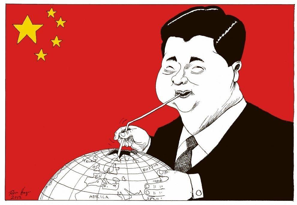Menneskerettighetsbrudd i kina