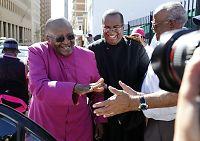 Desmond Tutu har mistet respekten for Norge