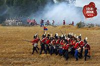 Jakter nye svar om blodig 1814-slag