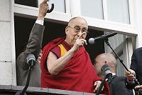 Dalai Lama om regjeringens boikott: - Det er deres business