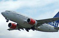 SAS-fly unngikk så vidt kollisjon med russisk fly