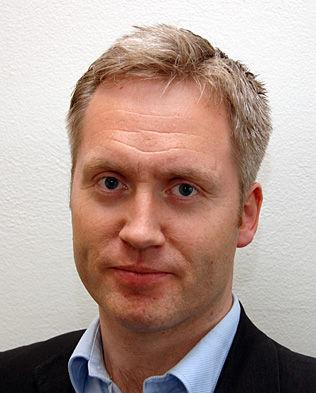 FORFATTER: Historiker og forsker Bård Frydenlund. Foto: UNIVERSITETET I OSLO
