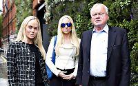 John Fredriksen: Døtrene mine ble forsøkt kidnappet