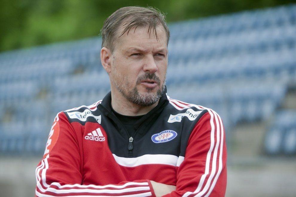 KREVER UNNTAK: Tidligere fotballproff Kjetil Rekdal mener talentfulle idrettsutøvere bør få skolepermisjon til å dyrke idrett på høyt nivå. FOTO: JAVAD M.PARSA/VG