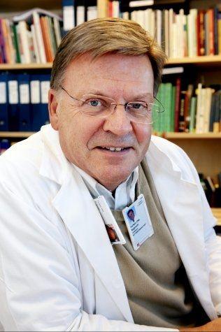PROFESSOR: Torleiv Ole Rognum. Foto: Espen Braata, VG