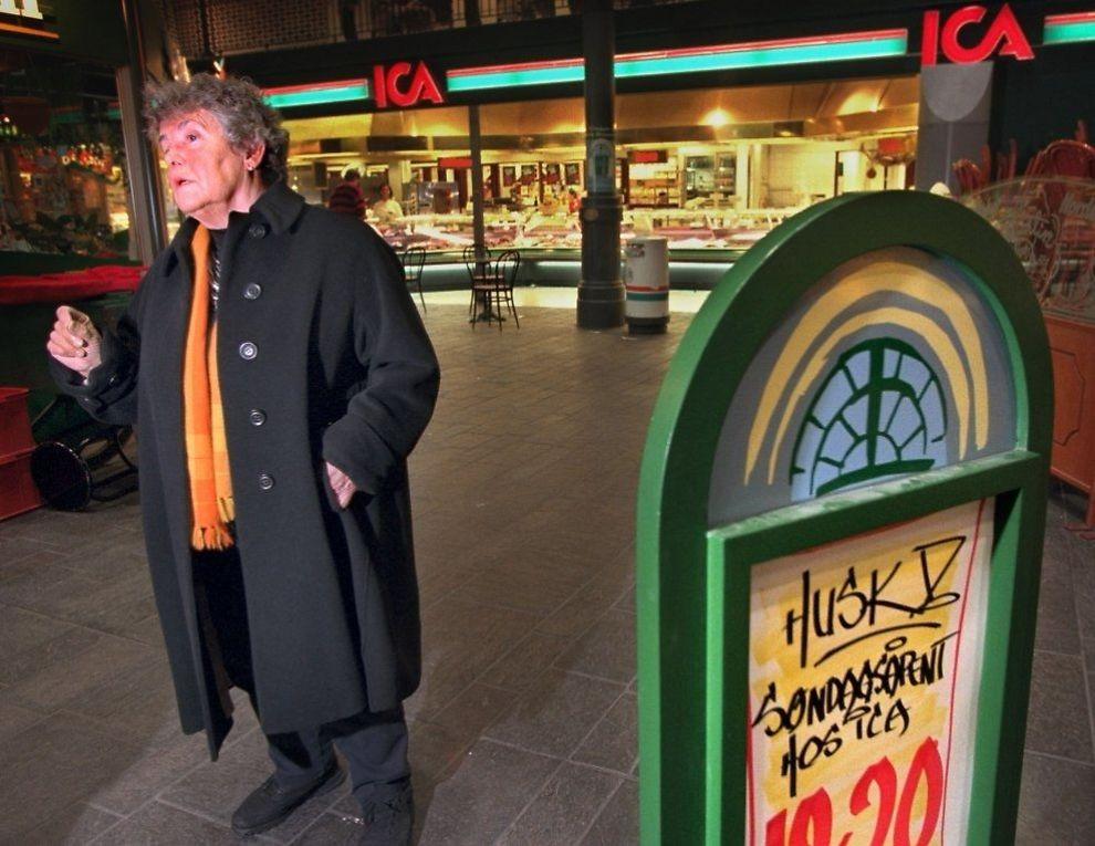 ÅPNET NORGE: «Det er flere forbrukere enn kjøpmenn», pleide tidligere forbrukerminister og Høyre-dame Astrid Gjertsen å si. - Myndigheten bør legge til rette for like konkurranseforhold og et enda åpnere samfunn, skriver Heidi Nordby Lunde. Foto: ESPEN SJØLINGSTAD HOEN.