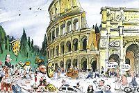 Italia: Mer enn et EU-valg