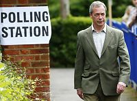 Stor framgang for høyrepopulister i britisk lokalvalg