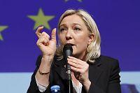 Nasjonal front gir fransk jordskjelv