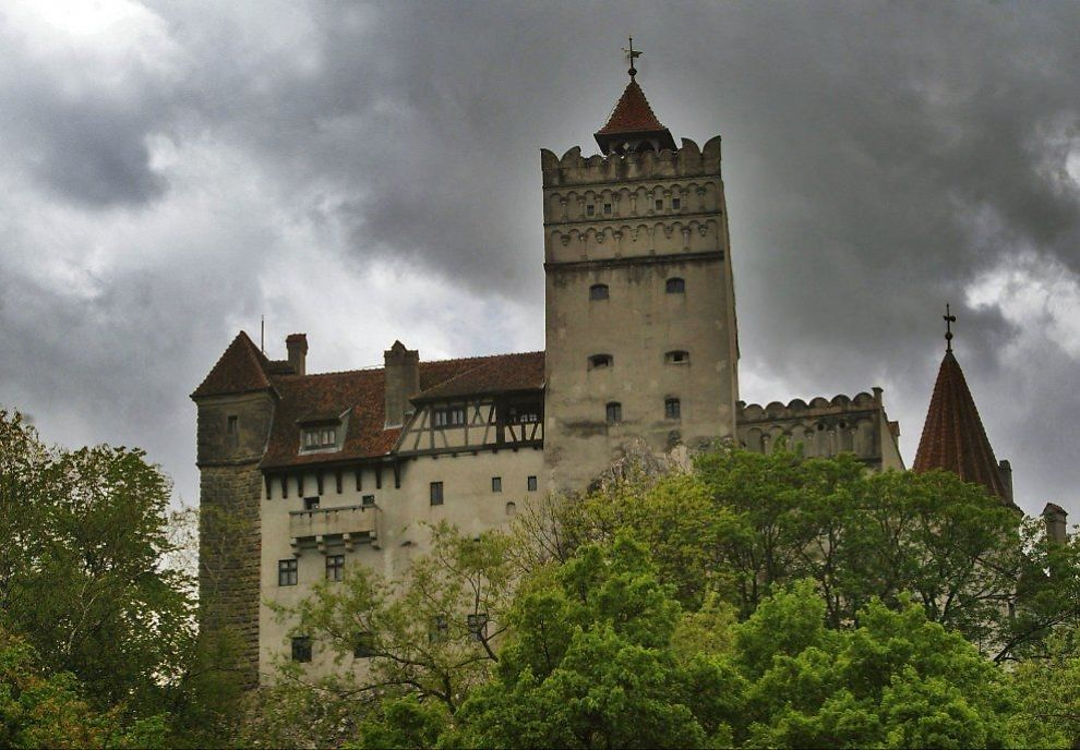 Slott til salgs i england