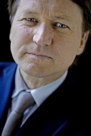 EU-KJENNER: Sjef for Brüsselkontoret, Paal Frisvold. FOTO: PONTUS HÖÖK/VG