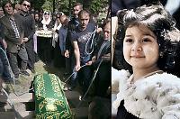Havin (2) begravet i dag: Moren fikk se datteren en siste gang