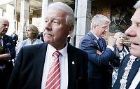 Carl I. Hagen forlanger nasjonalt tiggeforbud