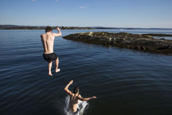 sommerferie i norge skeiv penis