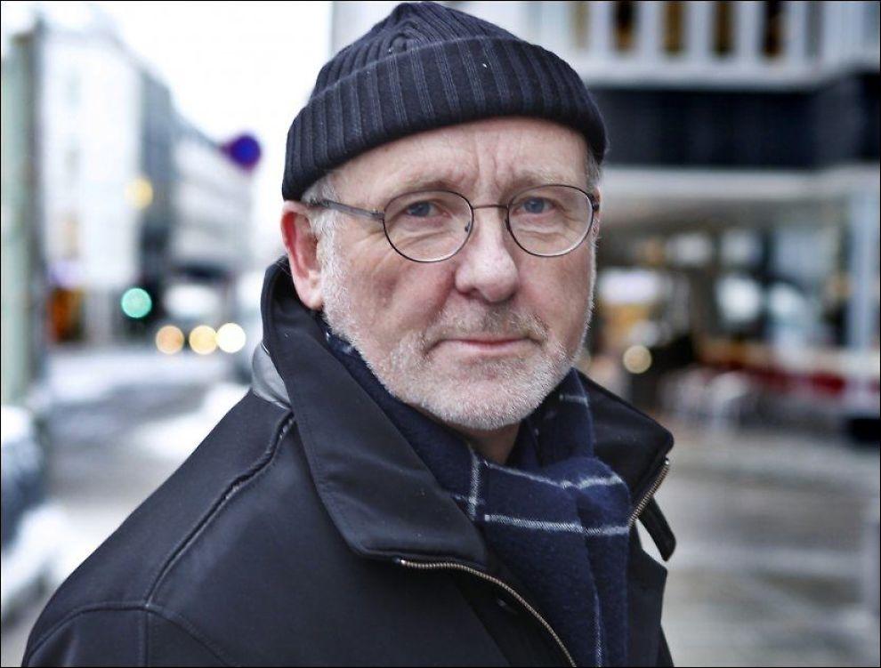 <p>ADVARER: Unio-sjef Anders Folkestad det blir svært mye vanskeligere å få fast jobb i fremtiden, hvis regjeringens forslag blir realistert.<br/></p>