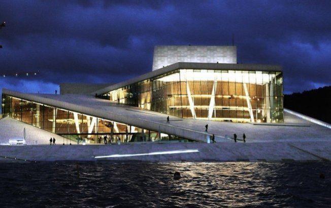OPERAEN: Dette er blitt et av de mest populære stedene å dra til for turister i Oslo.