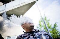 Dampen mot tobakken