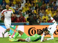 Nigeria skuffet stort i VM-åpningen