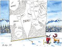 Israel - jødenes siste fristed