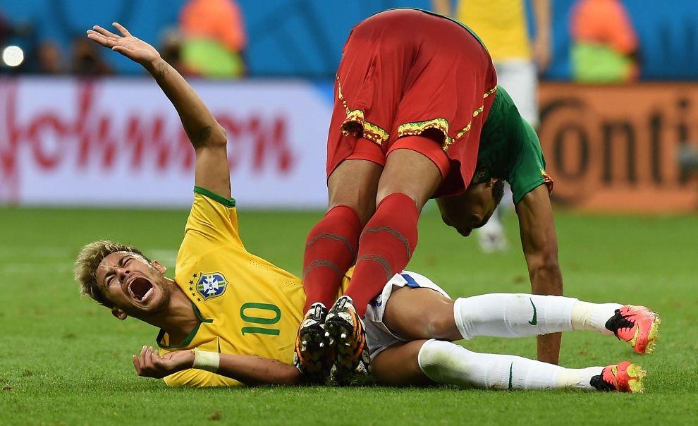 Brasil og Neymar er VMs «skade-verstinger» - Fotball-VM ...
