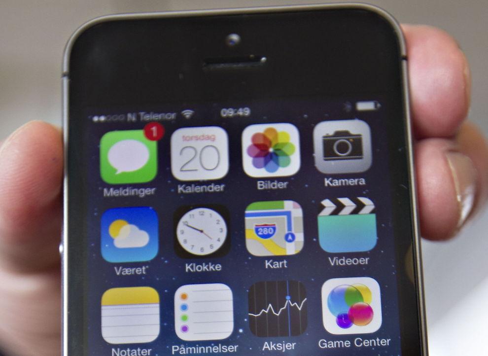 <p>MOBIL-DOKTOR? Markedet for helse-apper på mobilen har eksplodert. Nå melder også de store gigantene, som Apple og Google, seg på.<br/></p>