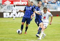 Fevang skjøt Stabæk nærmere nedrykksstreken