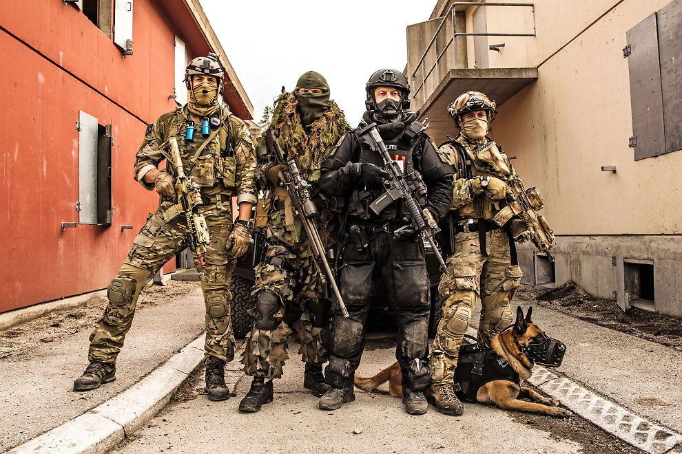 Forsvarets spesialkommando