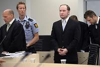 Breivik holdes isolert i fengsel