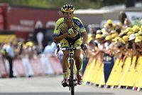 Ville ikke sykle Touren - vant kongeetappen i Alpene