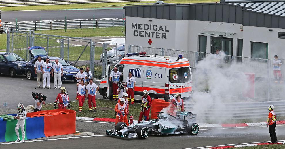 Hamilton Gutter Bilen Min Brenner Motorsport Vg