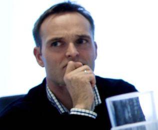Seniorrådgiver Martin Bernsen i PST.