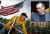 - Armstrongs dopinglege jobber i skjul