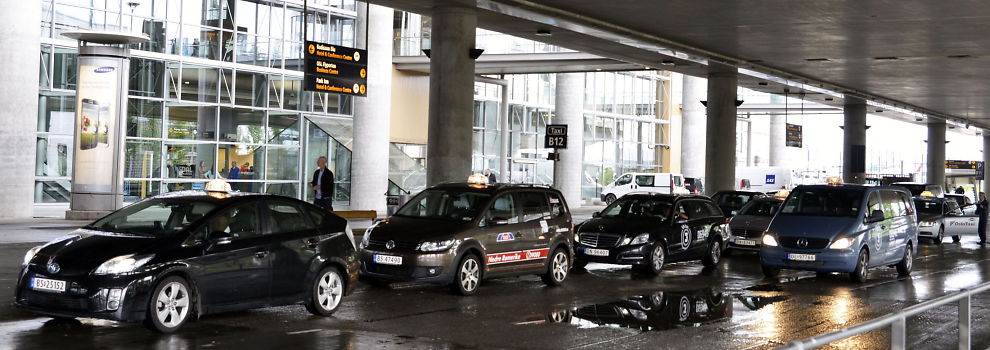 <p>FRLYPLASSTAXI: Sommerkampanjen til Norgestaxi har utløst priskrig på Gardermoen.</p>
