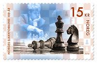 Nå har Carlsen blitt frimerke