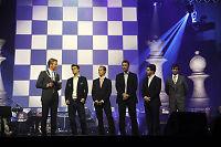 Carlsen-show da sjakk-OL ble åpnet