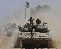 Israel vil trekke bakkestyrkene ut av Gaza