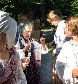 sommerferie i norge lek