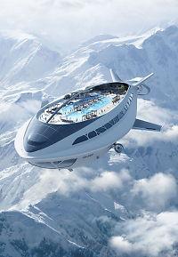 Luftens fremtidige cruiseskip