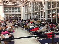 5000 krever erstatning etter flyforsinkelser