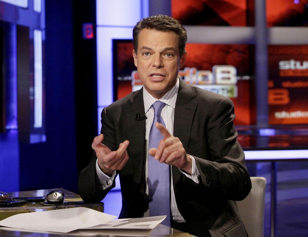 <p>PÅ SKJERMEN: Fox News-ankeret Shepard Smith hadde ingen god dag på jobben tirsdag ettermiddag. Han har jobbet med TV-nyheter i nærmere 30 år.<br/></p>