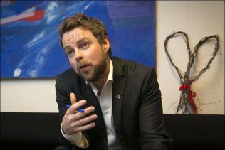 <p>Torbjørn Røe Isaksen.</p>