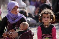 Sky:Nye 312 yezidier drept i Nord-Irak