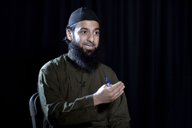 <P> SUPPORT IS: Spokesperson for the Prophet's Ummah, Ubaydullah Hussain gave his last interview of VG. <br/> </ P>